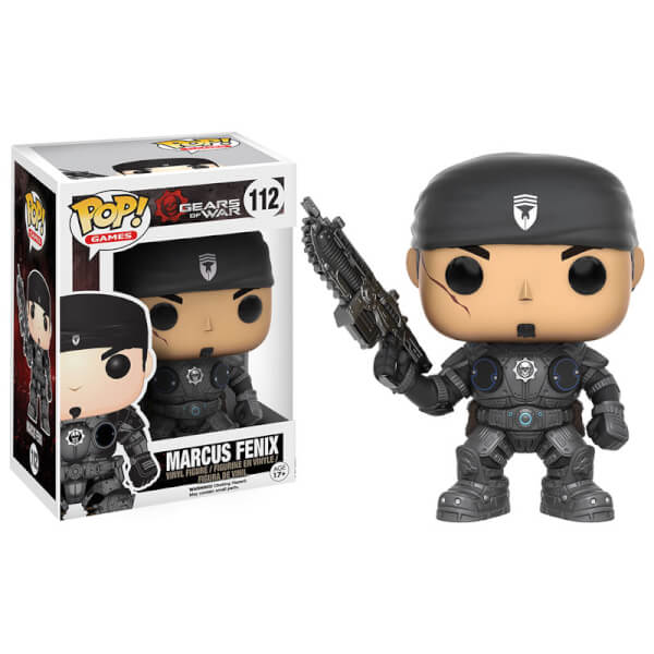Gears of War Marcus Fenix Pop! Vinyl Figure