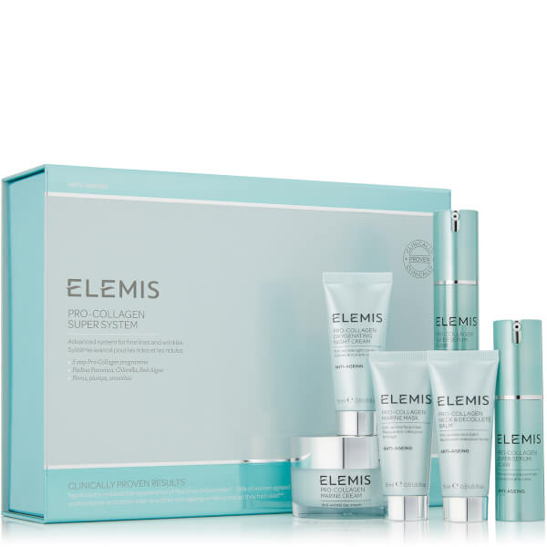 Elemis Pro-Collagen Super System (Worth $228.80)