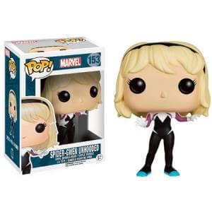 Figurine Spider-Gwen (Sans Capuche) Marvel Comics Funko Pop!