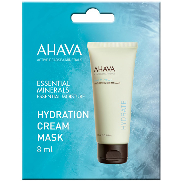 AHAVA Hydration Cream Mask - Single Sachet