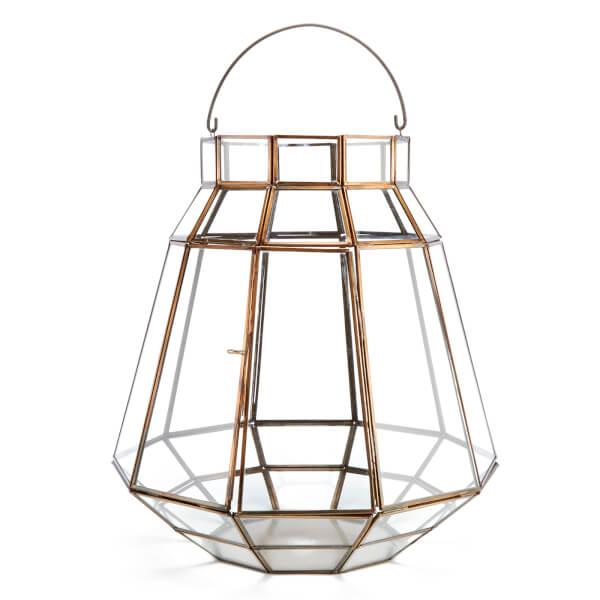 Broste Copenhagen Varla Glass Lantern