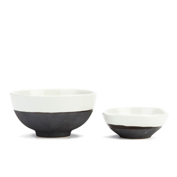 broste copenhagen esrum bowl set of 2 free uk delivery over 50. Black Bedroom Furniture Sets. Home Design Ideas