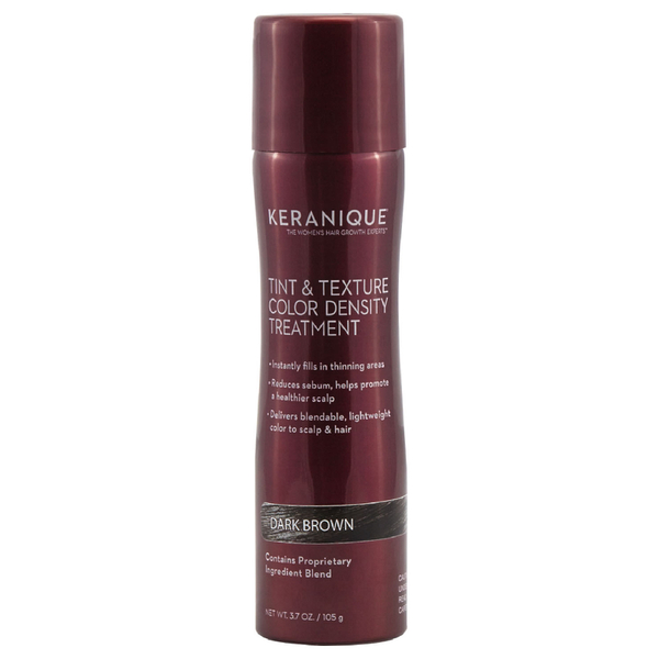 Keranique Tint & Texture Spray 3.7 Oz