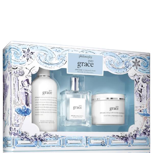 Philosophy Pure Grace Gift Set | Reviews | SkinStore
