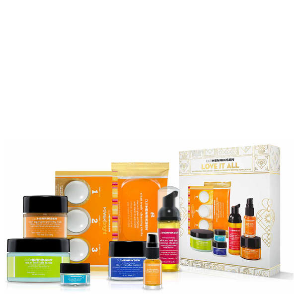 Ole Henriksen Love It All Holiday Kit (Worth $103.40)