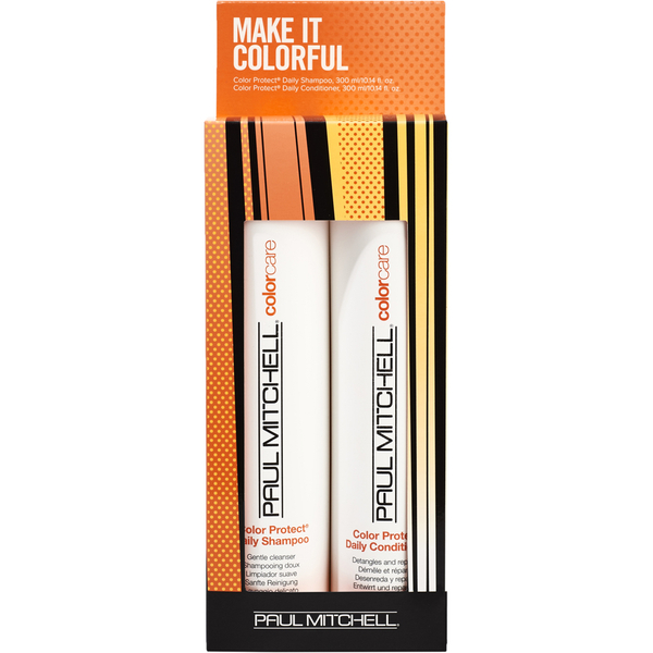 Paul Mitchell Make It Colourful Gift Set (Worth £26.20)