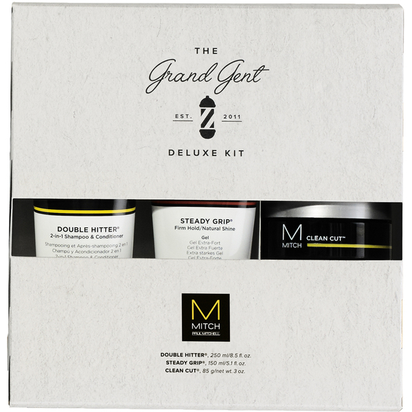 Paul Mitchell Mitch The Grand Gent Gift Set (Worth £41.85)