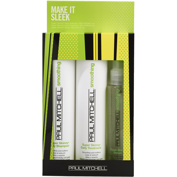 Paul Mitchell Make It Sleek Gift Set (Worth £46.40)