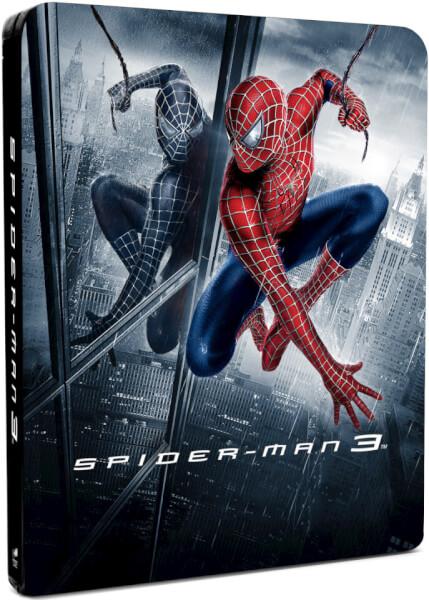 Spider-Man 3 - Steelbook Exclusif Limité pour Zavvi