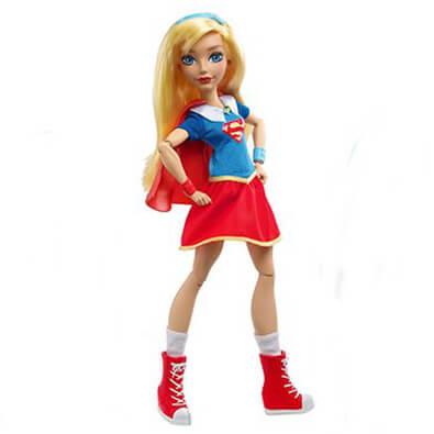DC Super Hero Girls Supergirl 12 Inch Action Doll
