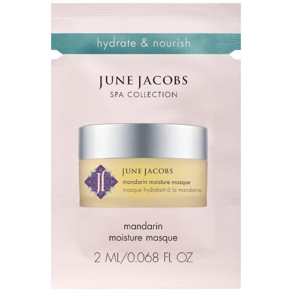 June Jacobs Mandarin Moisture Masque Packette (Free Gift)