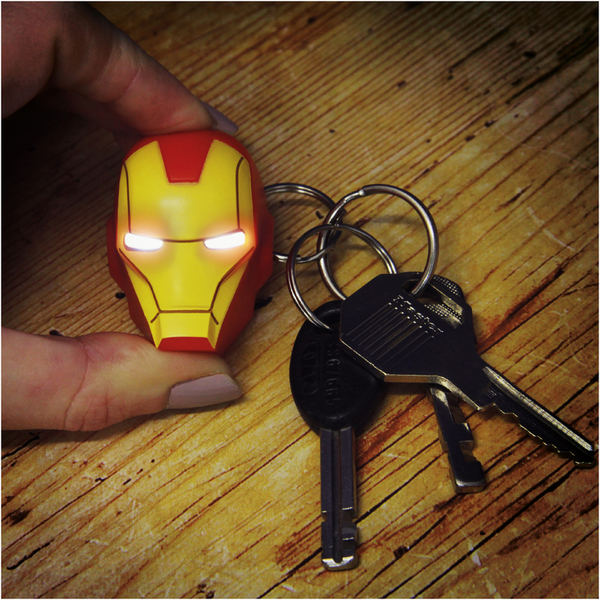 Marvel Iron Man LED Torch