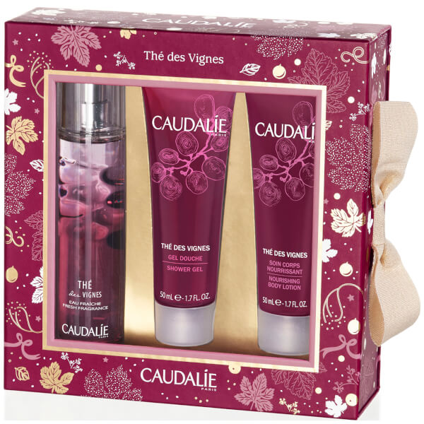 Caudalie Thé des Vignes Christmas Set (Worth £32.00)