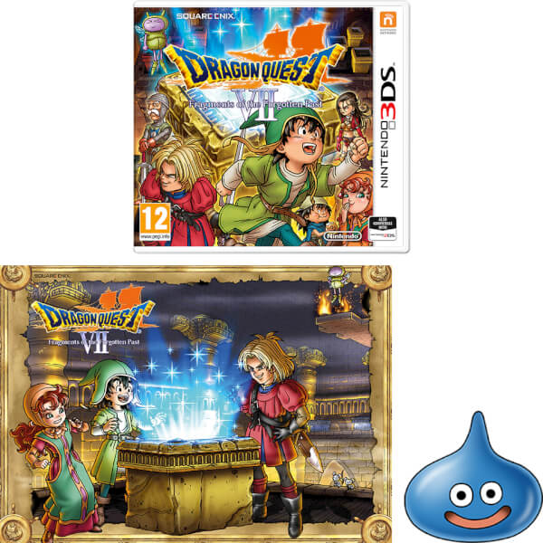 Dragon Quest VII: Fragments Of The Forgotten Past + Fan