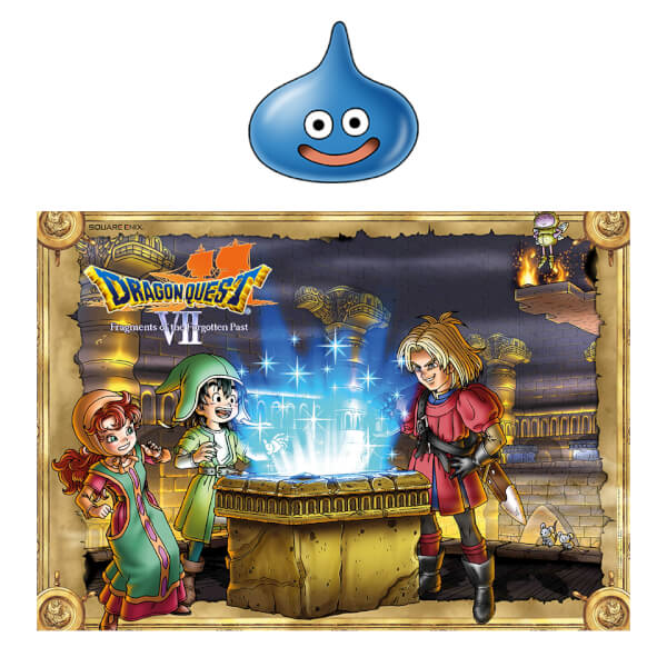 Dragon Quest VII: Fragments of the Forgotten Past - Fan Pack