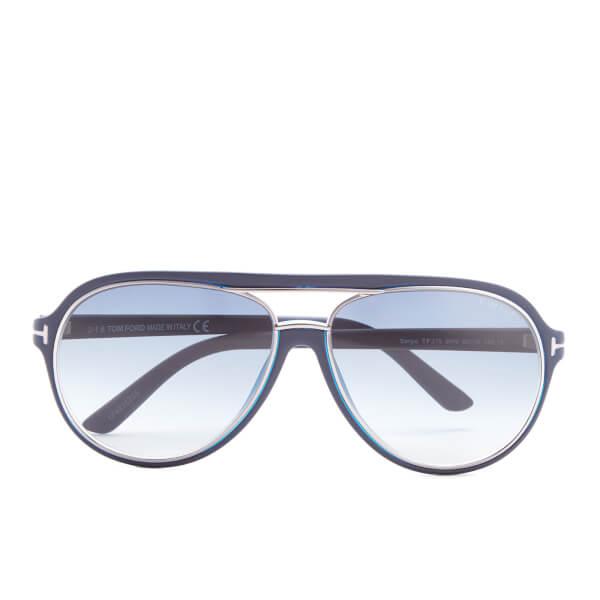 Tom Ford Sergio Sunglasses - Blue