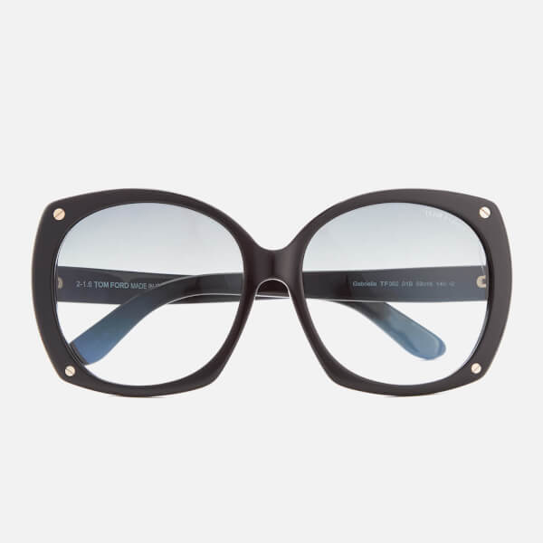 bfd999230b Tom Ford Women s Gabriella Sunglasses - Black