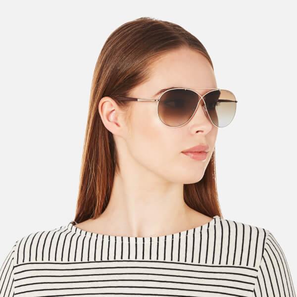 173ab203c4 Tom Ford Women s Eva Sunglasses - Brown  Image 2