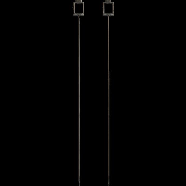 Nkuku Aloma Garden Lantern Set of 2