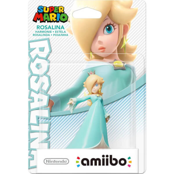 Rosalina amiibo (Super Mario Collection)