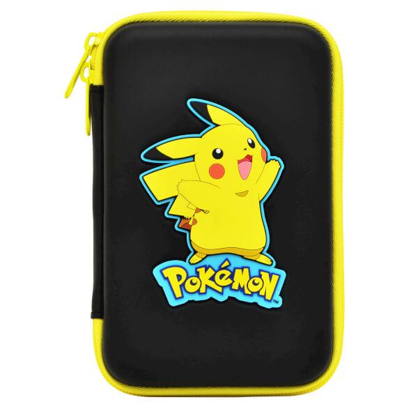Nintendo 3DS XL Hard Pouch - Pokémon Pikachu