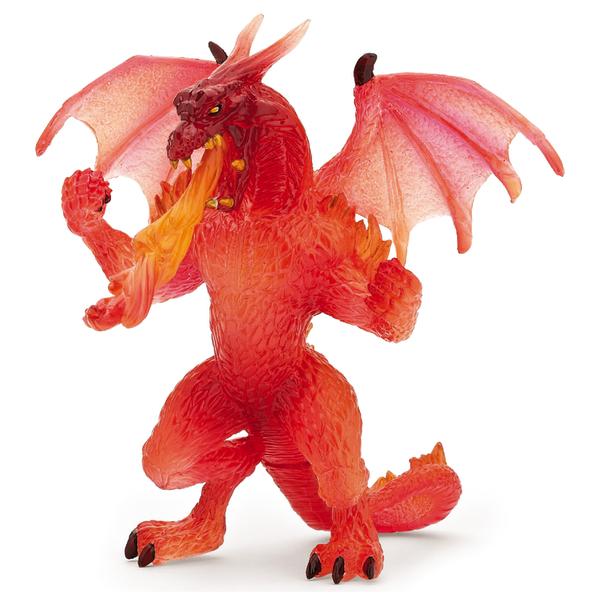 Papo Fantasy World: Fire Dragon