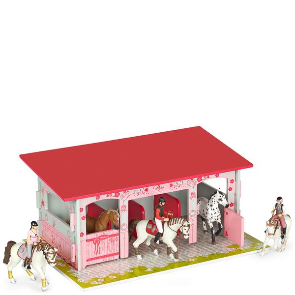 Papo Horses: Trendy Horse Boxes