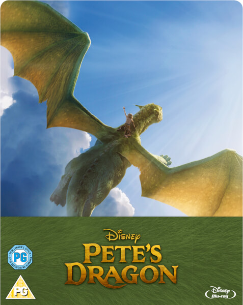 Peter et Elliott le dragon - Steelbook Exclusivité Zavvi