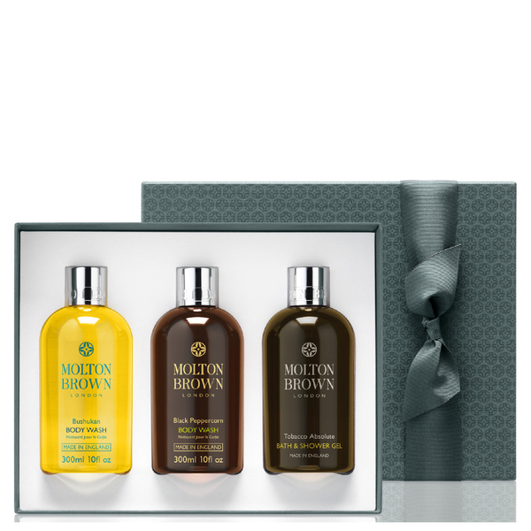 Molton Brown Iconic Washes Gift Set For Him (Worth $74.50)