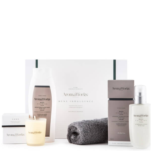AromaWorks Men's Indulgence Gift Set