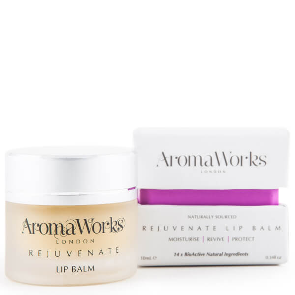 AromaWorks Rejuvenate Lip Balm 10ml