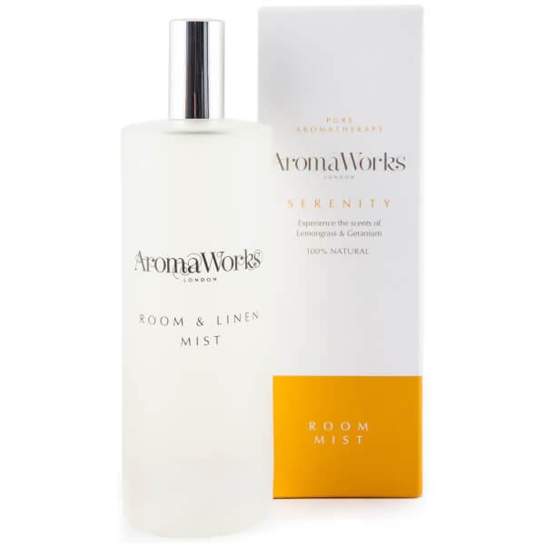 AromaWorks Serenity Room Mist 100ml