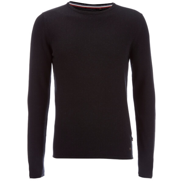 Produkt Men's Nose Crew Neck Jumper - Black