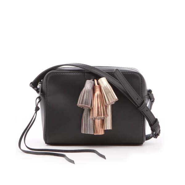 Rebecca Minkoff Women's Mini Sofia Cross Body Bag - Black Metallic Multi