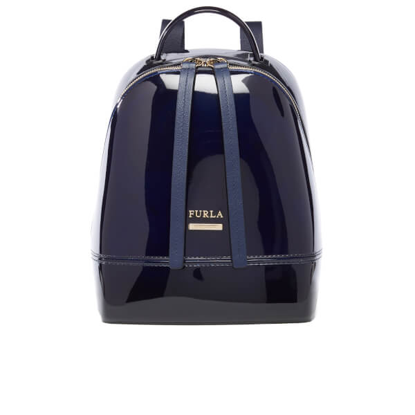 Furla Women's Candy Mini Backpack - Navy