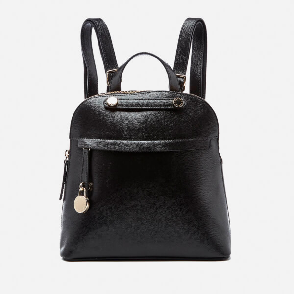 558cd58d6c Furla Women's Piper Medium Backpack - Onyx: Image 1