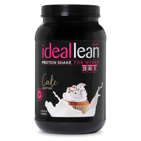 Ideallean Cake Batter Protein Recipes