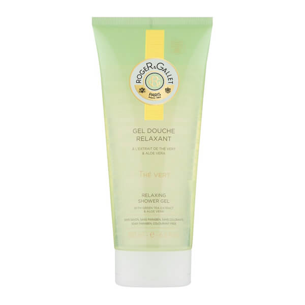 Roger&Gallet Green Tea Shower Gel 200ml