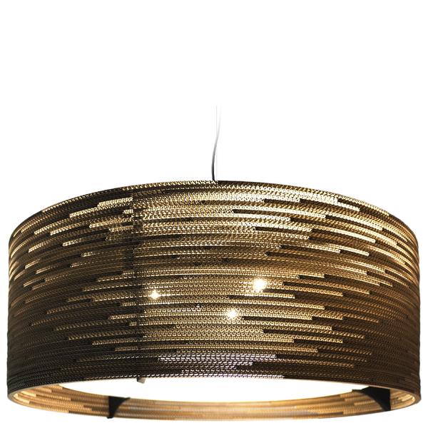 Graypants Drum Pendant Lamp - 36 Inch