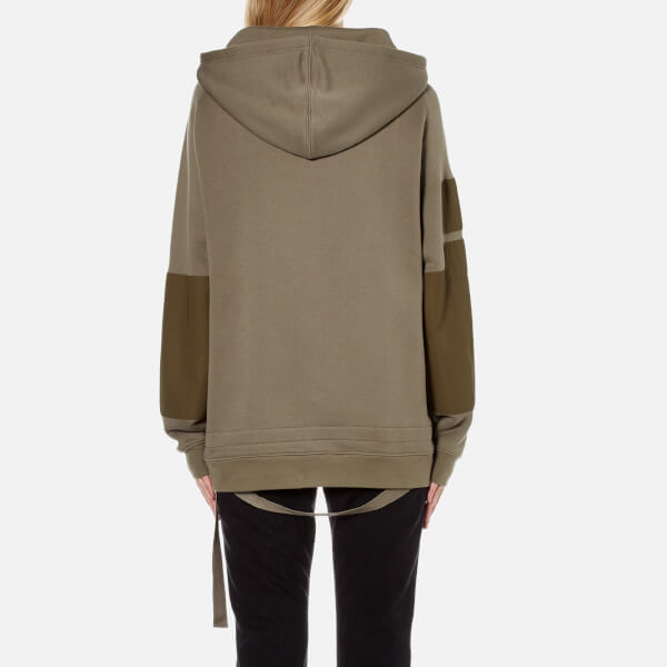 Helmut lang women 39 s patch pocket sweatshirt vintage for Sweatshirt kleid lang