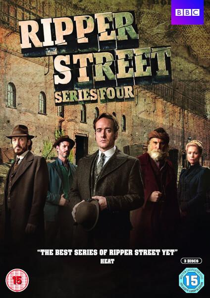 Ripper Street - Series 4