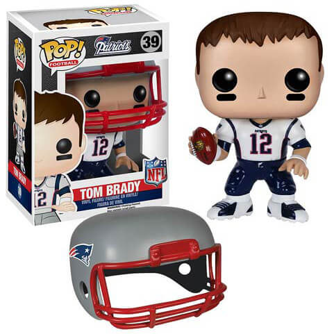 NFL Tom Brady Wave 2 Pop! Vinyl Figure