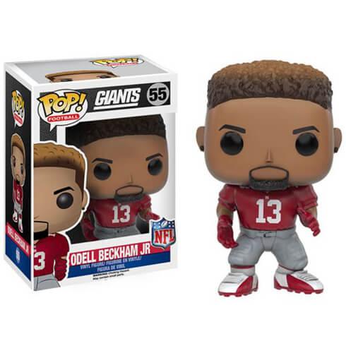 Figurine NFL Odell Beckham Jr. 3ème Vague Funko Pop!
