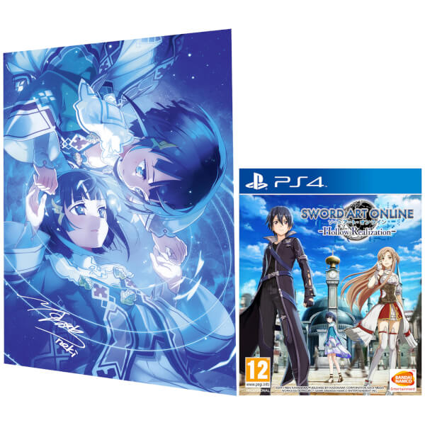 Sword Art Online: Hollow Realization - Includes Limited Signed Lithography Print