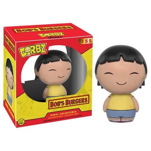 Bobs Burgers Gene Belcher Dorbz Vinyl Figure