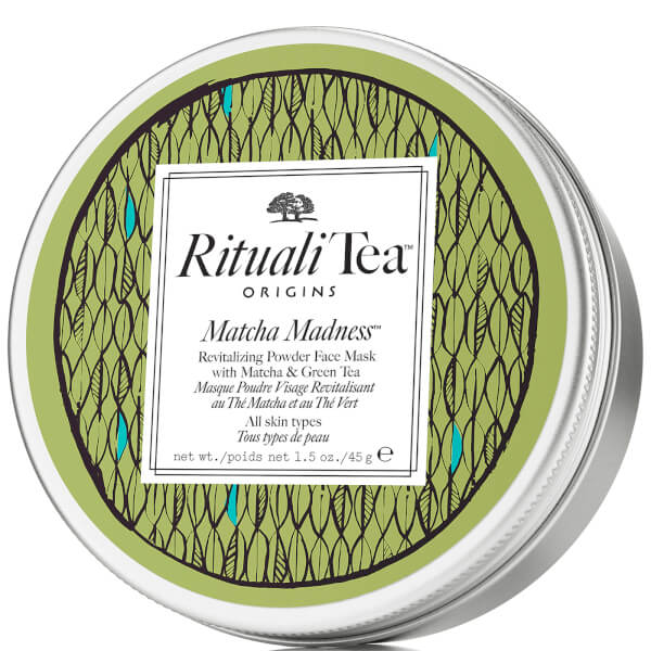 Origins RitualiTea Matcha Madness Revitalising Powder Face Mask (45g)