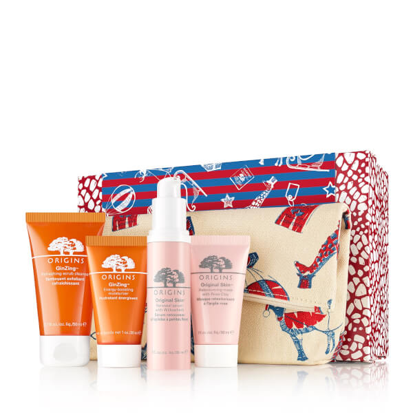 Origins Original Skin and GinZing Set (Worth £59)