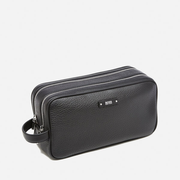 BOSS Hugo Boss Men's Traveller Washbag - Black