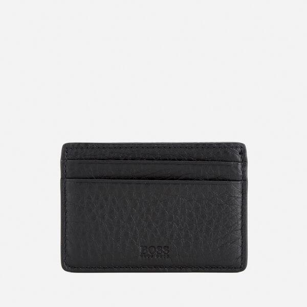 BOSS Hugo Boss Men's Traveller S Credit Card Holder - Black
