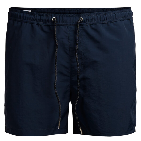 Jack & Jones Men's Sunset Swim Shorts - Navy Blazer